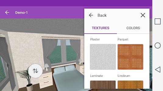 Bedroom Design 1.7.0 screenshot 2