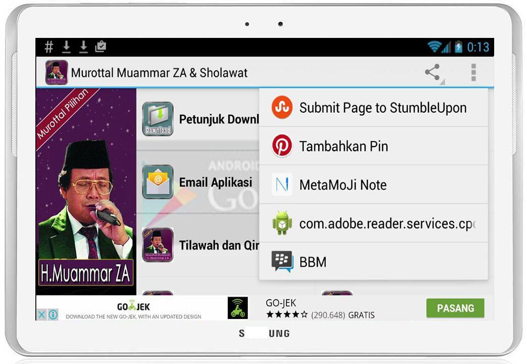 pengajian h muammar za download