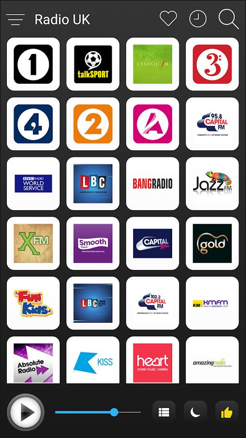 UK Radio Stations Online - English FM AM Music 2 1 0 APK Download