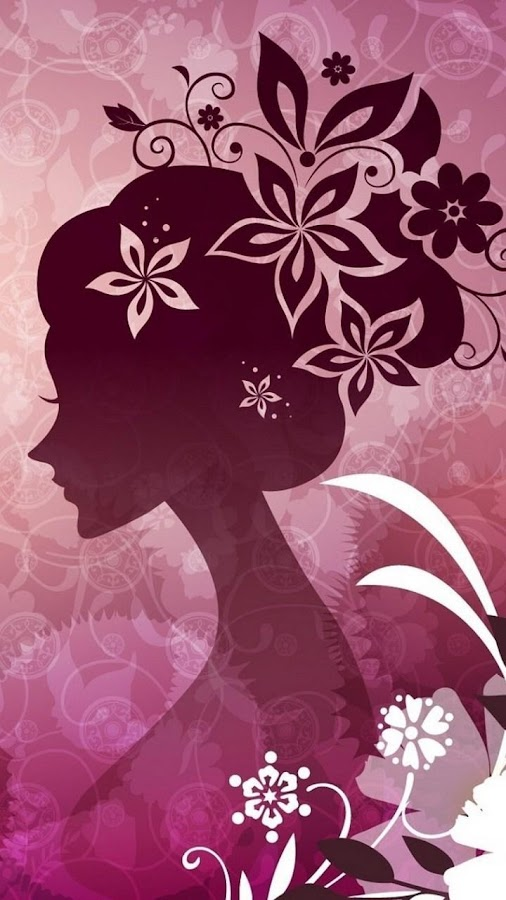 Girly Wallpapers - HD wallpapers for girls 1 0 APK Download