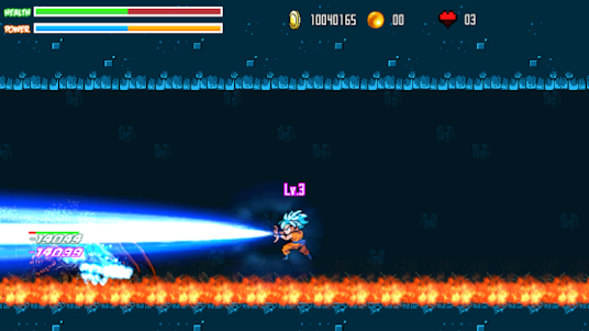 Battle Of Super Saiyan 2 1.1.0 screenshot 14