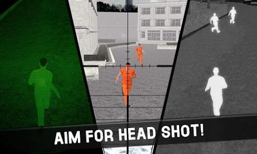 Prison Break: Sniper Duty 3D 1.0.7 screenshot 3