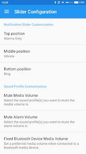 Notification Slider 1.3.4 screenshot 1