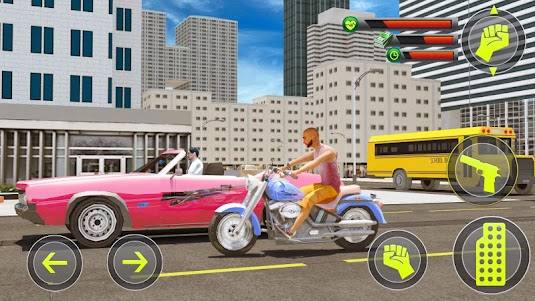 Grand Gangster : Crime Simulator 3D  screenshot 1