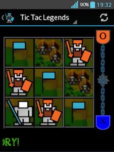 Tic Tac Legends 2.0 screenshot 4