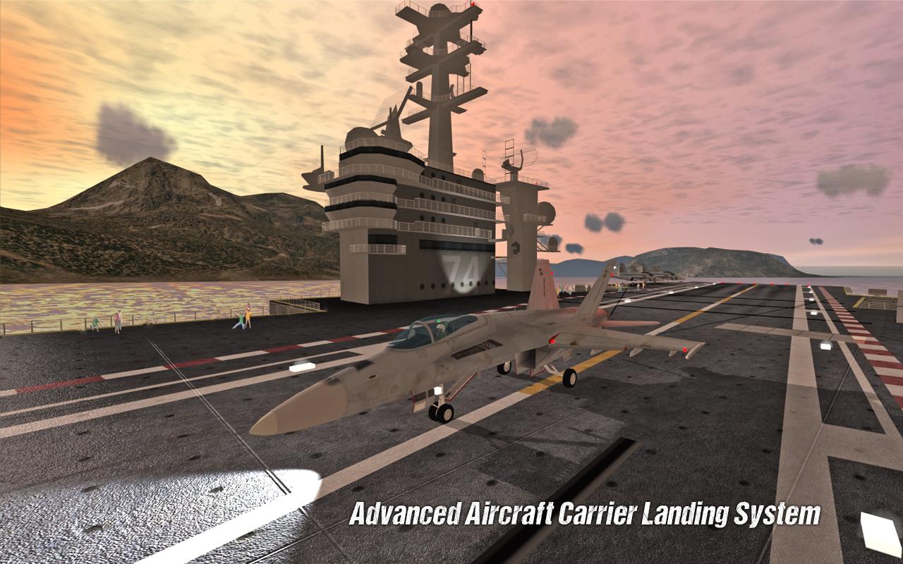 Carrier Landings 4 2 6 APK + OBB (Data File) Download