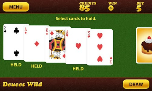 Sweet Shop Poker 1.1.1 screenshot 3