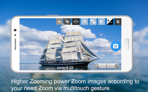 DSLR Zoom Camera 2 9 APK Download - Android Photography Apps