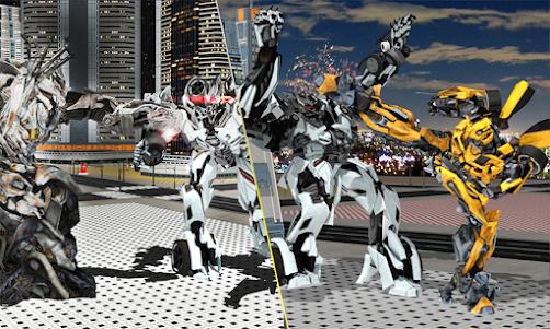 Robots War 3d 2.0 screenshot 6