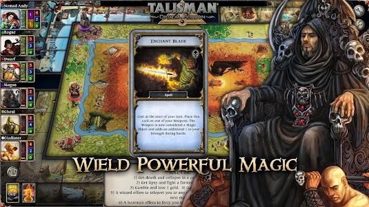 Talisman 20.16 screenshot 4