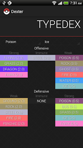 Pokedex - Dexter 2.6.1 screenshot 4