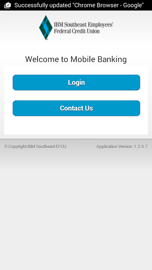 · Get secure Online Banking anywhere, anytime with the IBM Southeast Employees' Credit Union (IBMSECU) mobile banking application. Our mobile banking application gives you the flexibility and convenience of managing your banking services anytime, anywhere from your Android device/5().