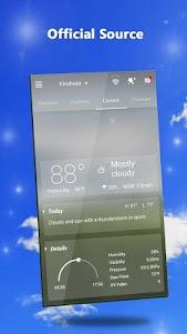 GO Weather - Widget, Theme, Wallpaper, Efficient 6.155 screenshot 5