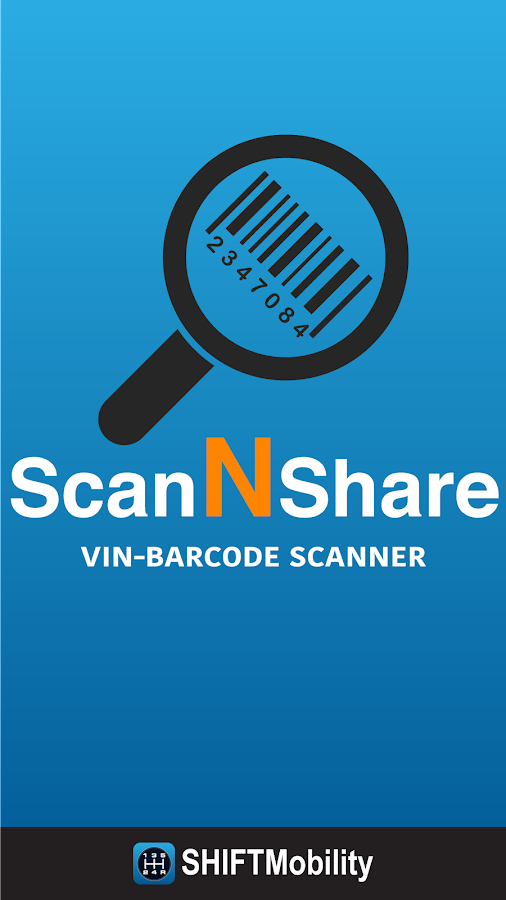 Scan-N-Share VIN 1 2 APK Download - Android Productivity Apps