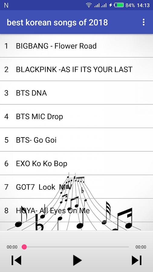 com swordisme tracks bestkoreansongsof2018 1 0 APK Download