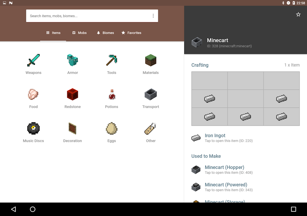 Craft - Minecraft Craft Guide 1 8 4 APK Download - Android