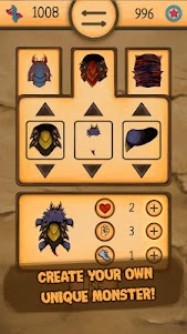 Spore Monsters.io 2 - Legacy Grind 1.2 screenshot 2