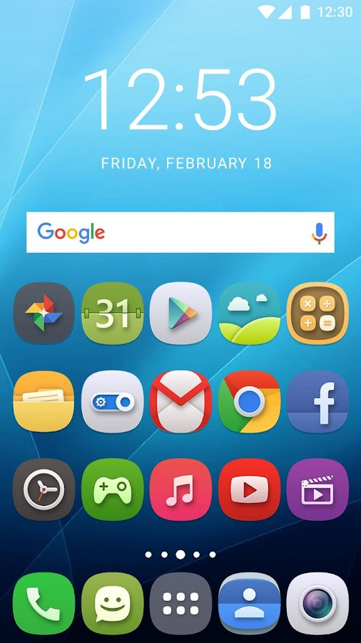 Theme for Oppo F7 - Icons and Stock Wallpapers 1 0 2 APK