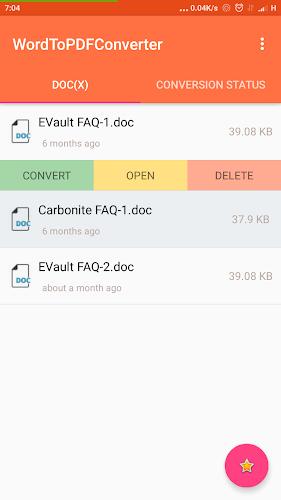 Word to PDF Converter 20.2.8 APK
