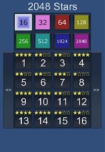 2048 Stars 1.0.5 screenshot 4