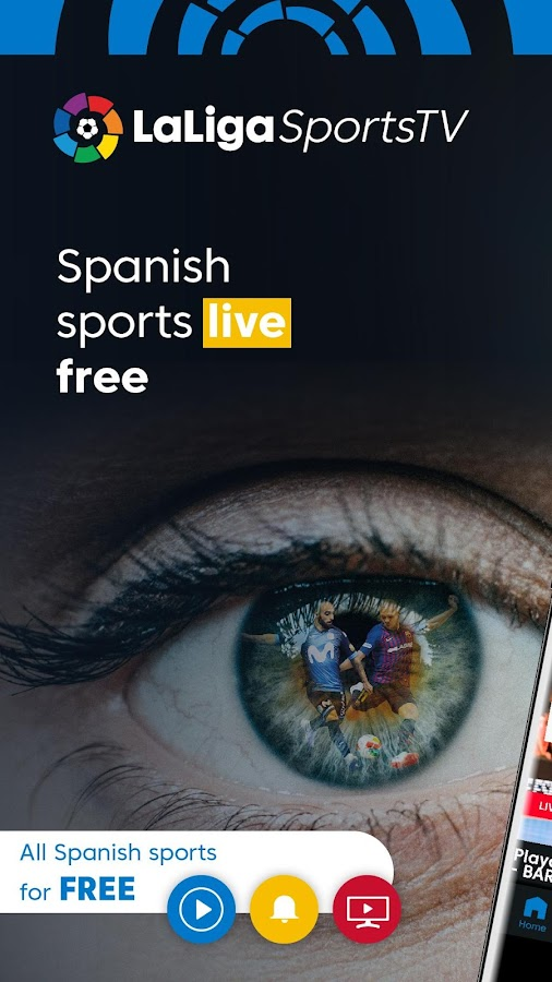 LaLiga Sports TV - Videos & Live Sports Streaming 6 0 7 APK