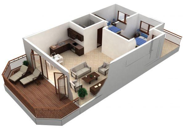 Model Home 3D 1.0 APK Download