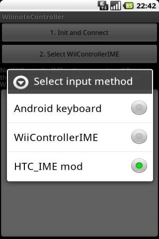 Wiimote Controller 0 65b APK Download - Android Tools Apps