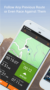 Sports Tracker Running Cycling  screenshot 7