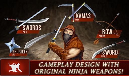 Ninja Warrior Assassin 3D 3.0.4 screenshot 12