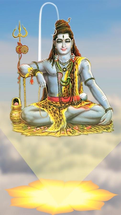Mahakal 3d Lord Shiva Mobile Theme  Screens1
