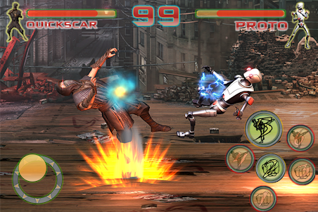 Shadow Ninja Kung Fu Fight 3D 1 screenshot 7