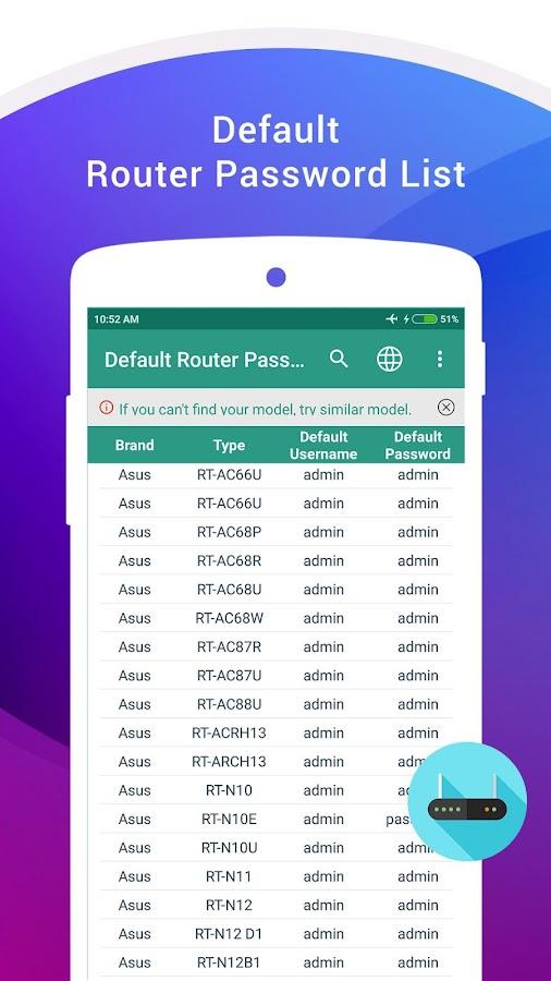 com phuongpn defaultrouterpassword 1 7 APK Download