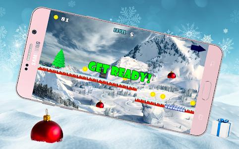 Noël skiing adventure 1.0 screenshot 2