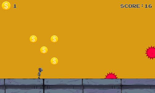 Robot Run 1.1 screenshot 3
