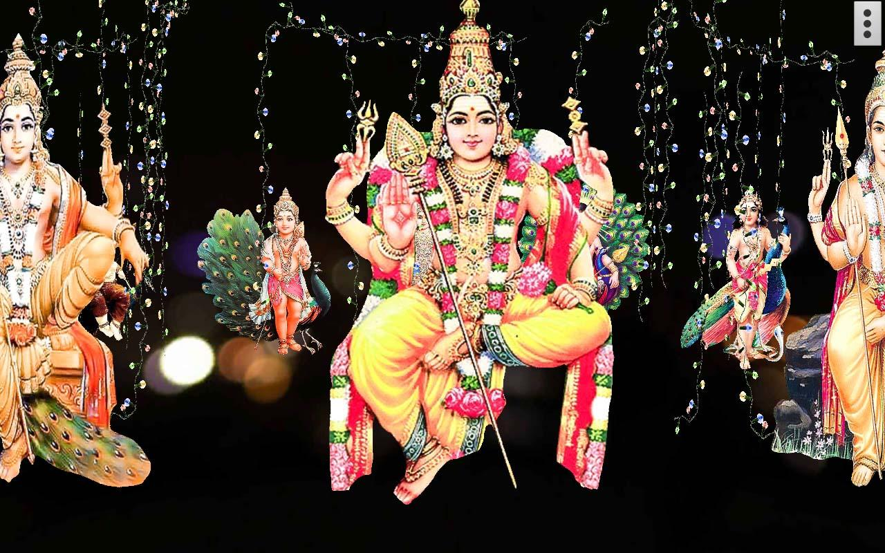 4d lord murugan live wallpaper 31 screenshot 13