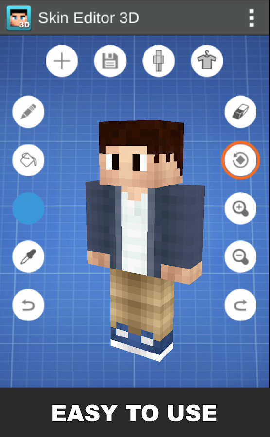 minecraft skin creator latest apk