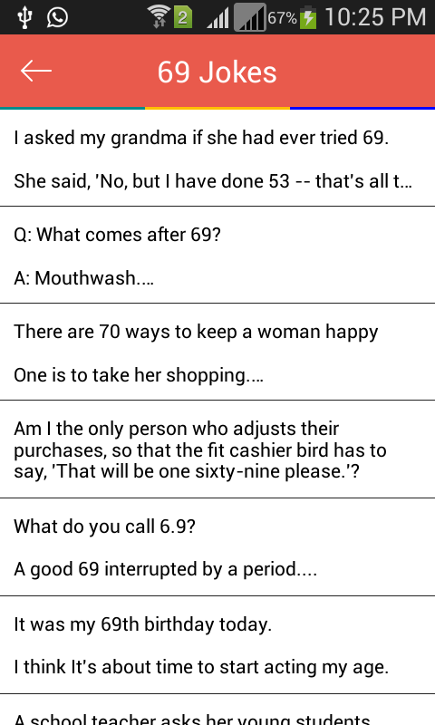 Funny Sexy Dirty Jokes - Free 100 Apk Download - Android -6036