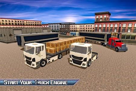 Transport Truck USA Driver SIM 1.0 screenshot 9