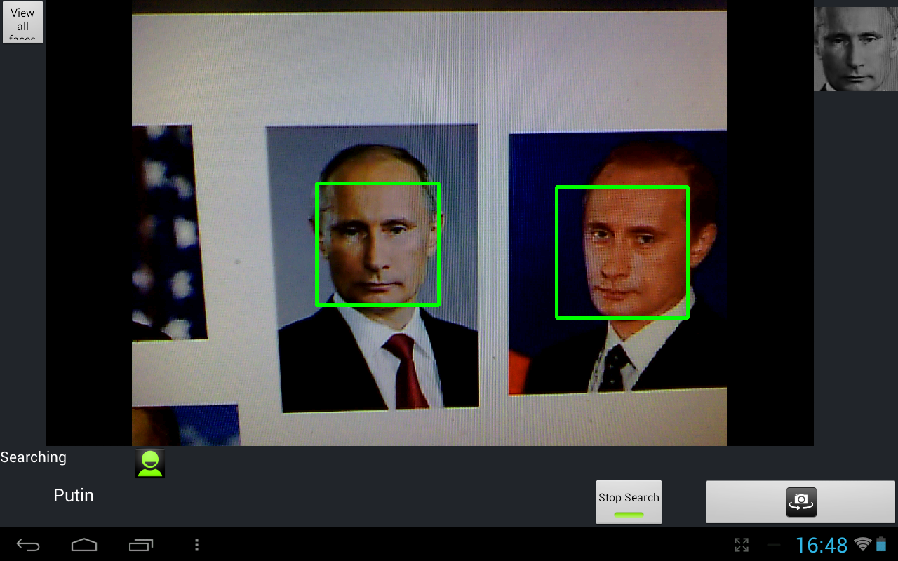 Face Recognition with OpenCV 2 2 APK Download - Android