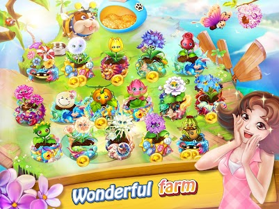 Nong Trai Vui Ve: Tini Farm 2.7 screenshot 24