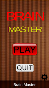 Brain Master 9.0 screenshot 1