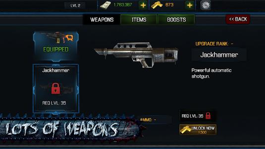 KILL DEAD: Zombie Shooter Call 1.5 screenshot 5