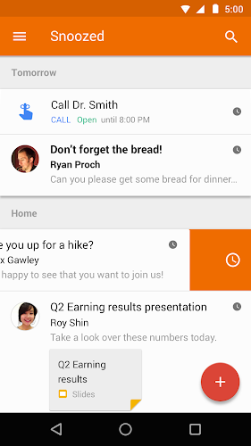 how to create a dl in inbox from gmail