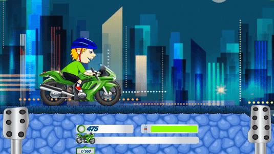 Motorcycle Driving 1.0 screenshot 3
