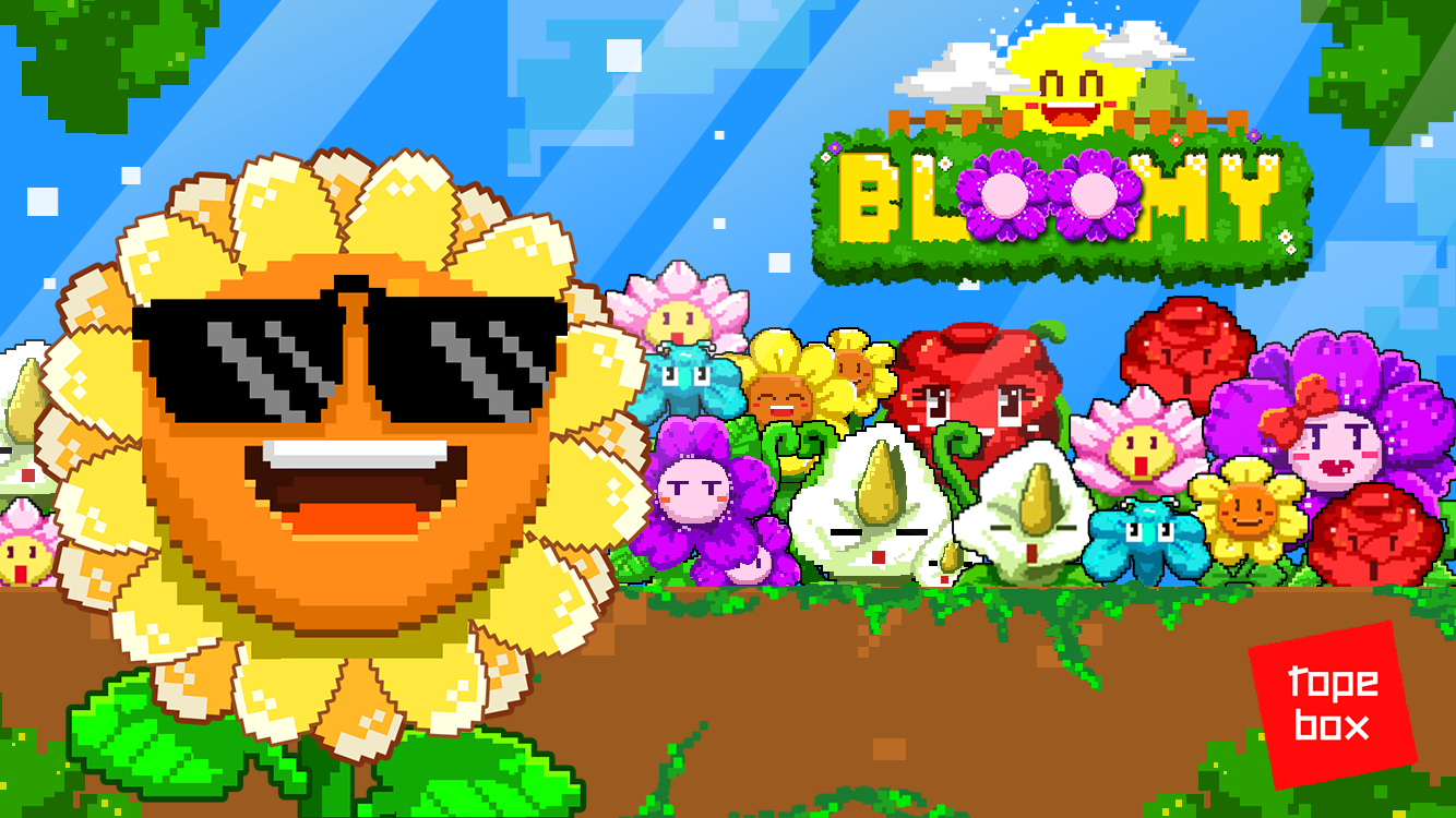 Bloomy Blast- Match 3 Puzzle Games 1 11 APK Download