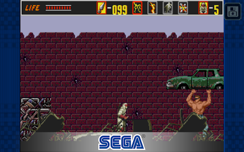 The Revenge of Shinobi Classic 1.2.1 screenshot 14