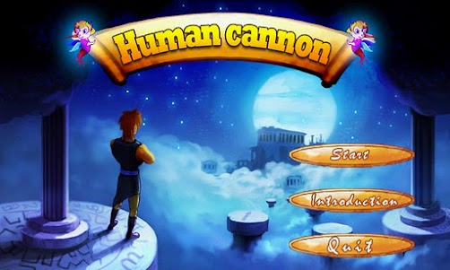 Human Cannon 1.0 screenshot 1