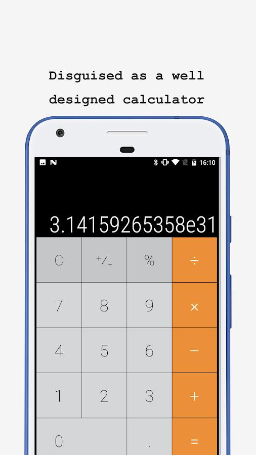 Calculator - Photo Vault & Video Vault hide photos 2 3 2 APK