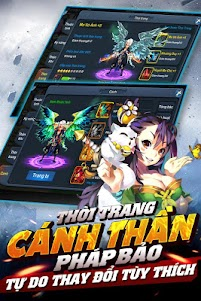 Kiếm Hoa Yên Vũ - GMO Đế Tôn 1.1.1 screenshot 2