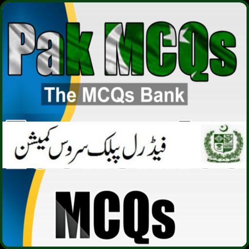 FPSC PPSC NTS PTS MCQS : JOB TEST PREPARATION 1 0 0 APK